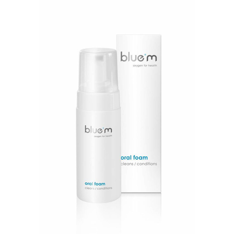 Blue®m oral Foam / putas 100ml