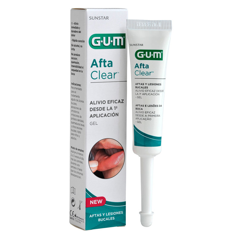 GUM® Aftaclear Gel 10 ml