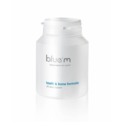Bluem® Teeth & Bone formula 90 kapsulas