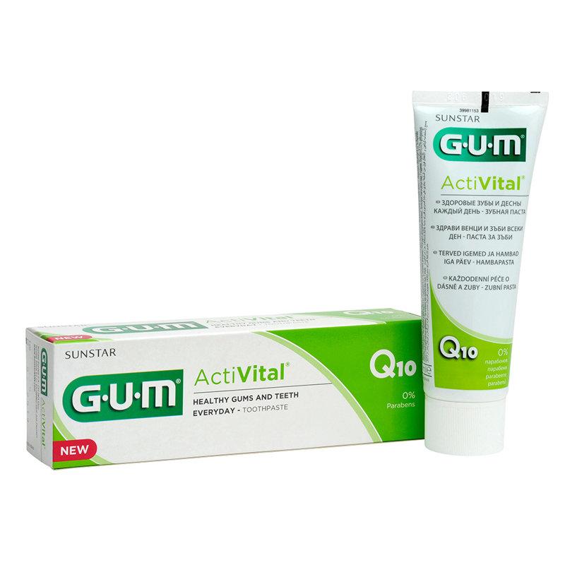 Zobu pasta GUM® Activital®