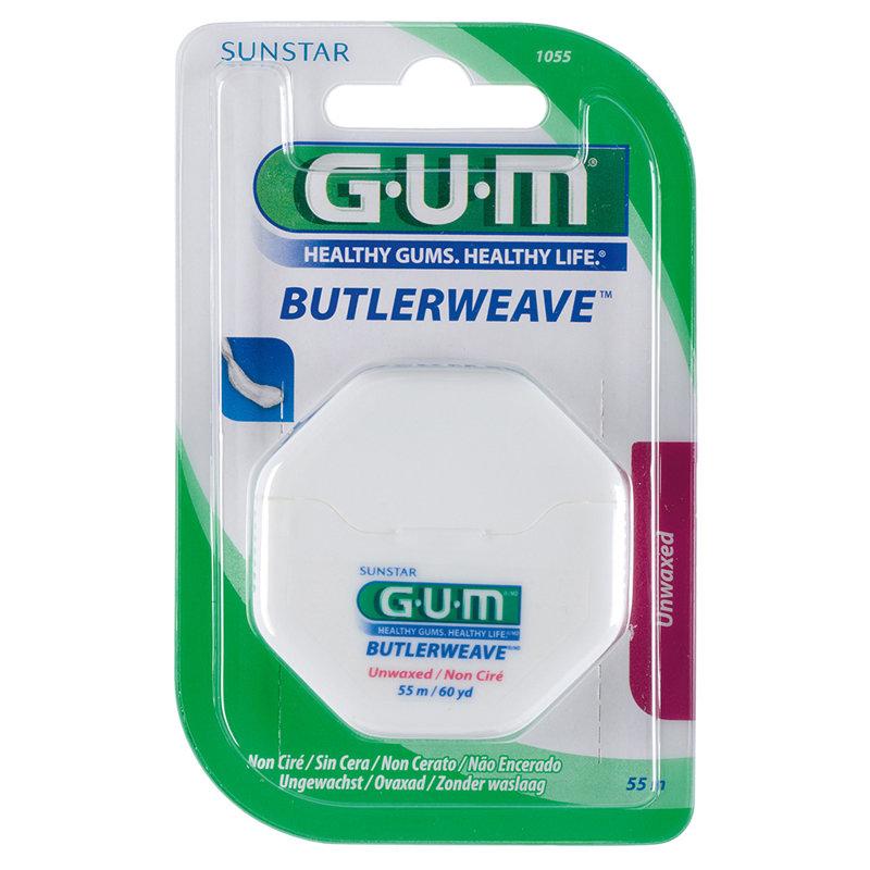 GUM® Butlerweave® zobu diegs
