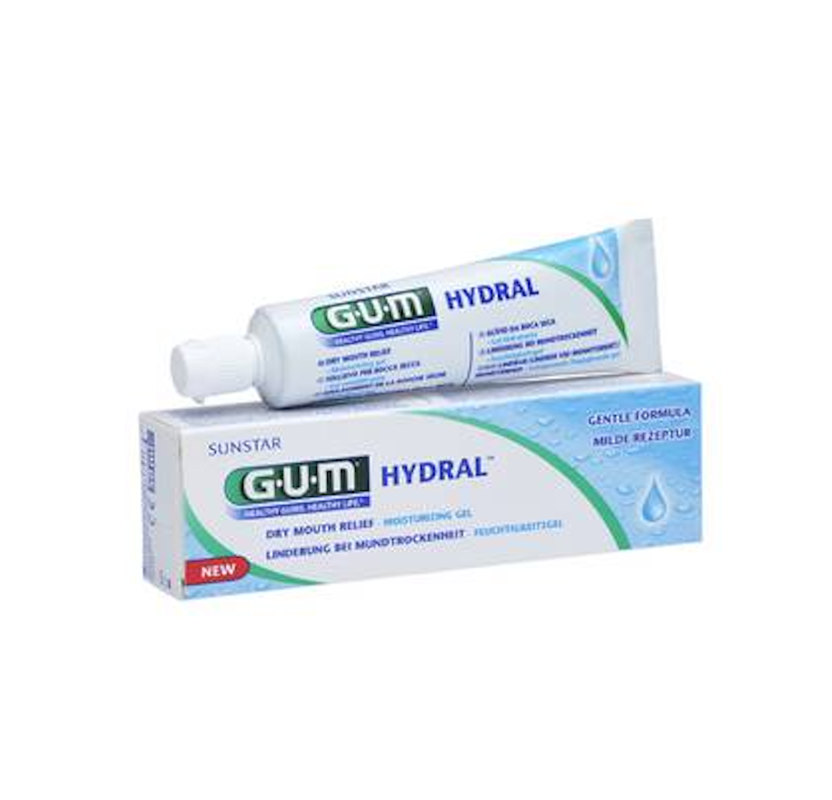 GUM® Hydral gēls 50 ml