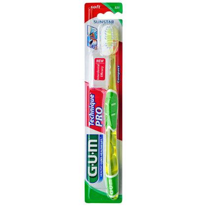 Zobu birste GUM® Tehnique® PRO
