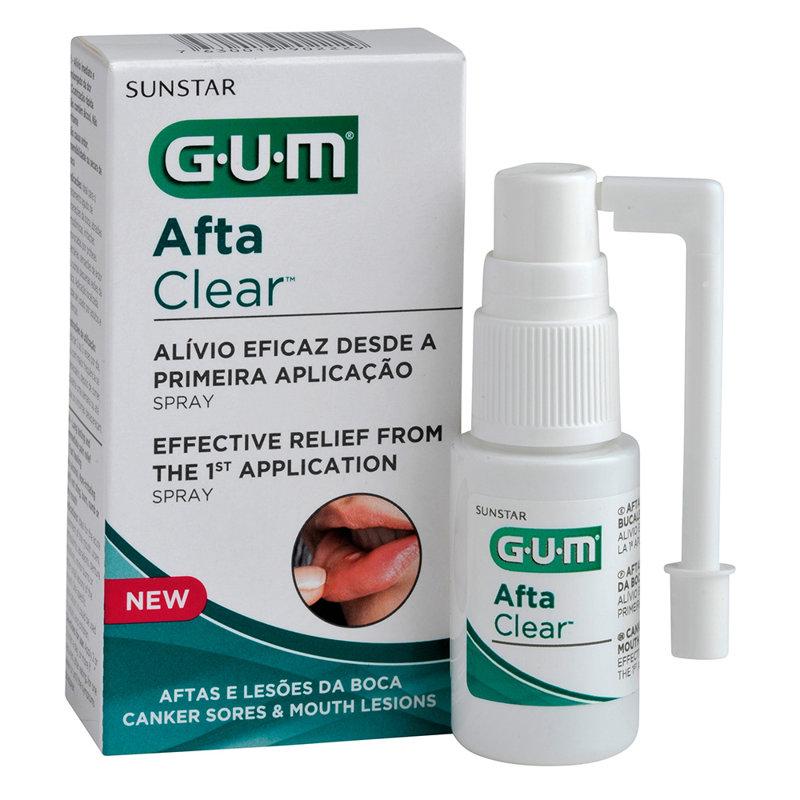 GUM® Aftaclear sprejs 15ml