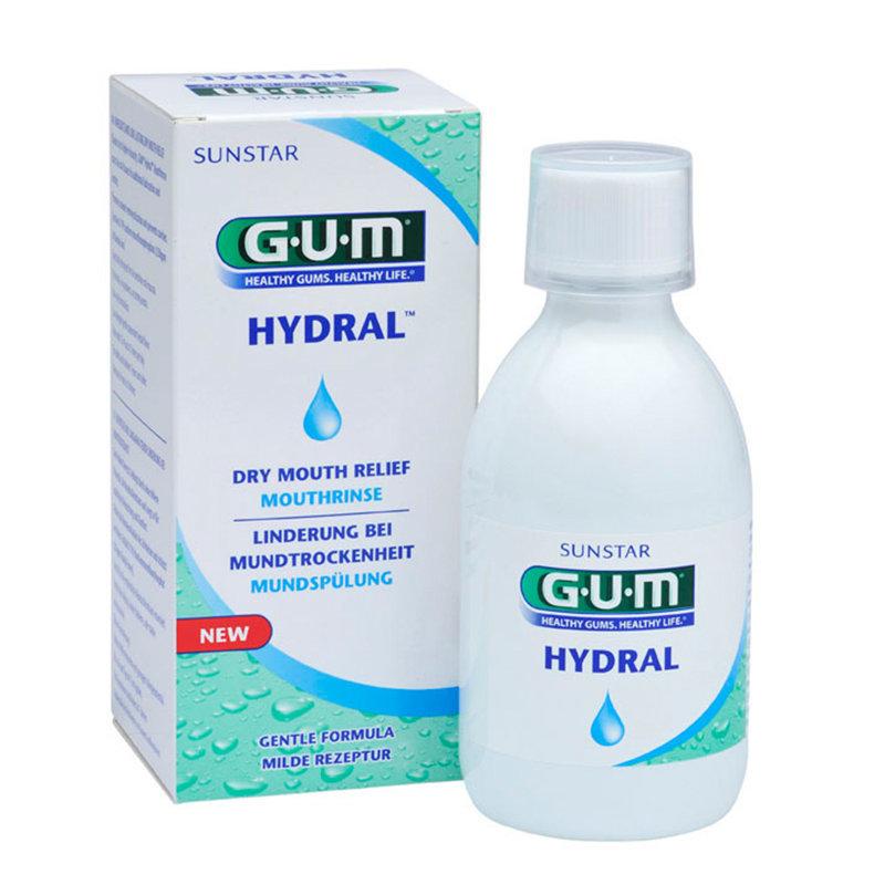 GUM® Hydral mutes skalojamais līdzeklis