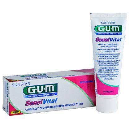 Zobu pasta GUM® SensiVital®