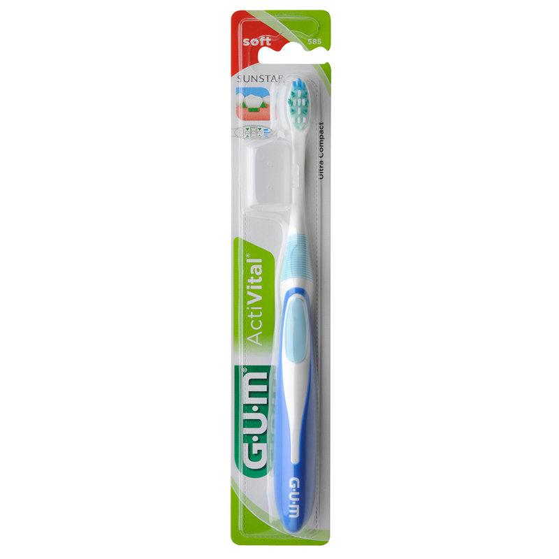 Zobu birste GUM® Activital® Ultra Compact